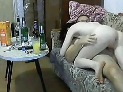 Drunk Couple Ravaging