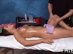 Barely legal yr old wench gets fucked hard by her masseur