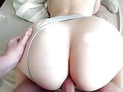 Meaty BLONDE Rectal ASS AND Fat Facial cumshot COMPILATION!