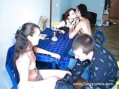 Teens love lovemaking