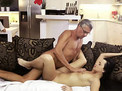 Old mature teacher very first time What would you choose -